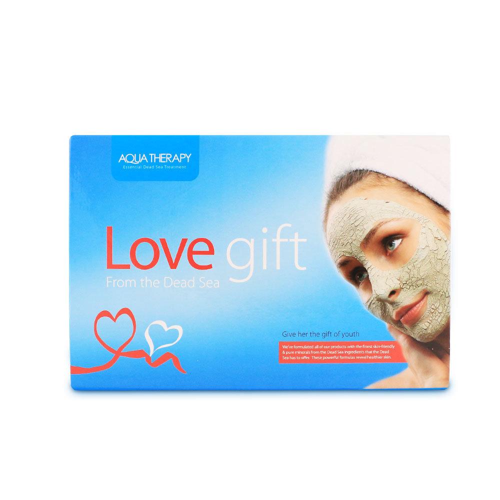 هدية الحب من البحر الميت