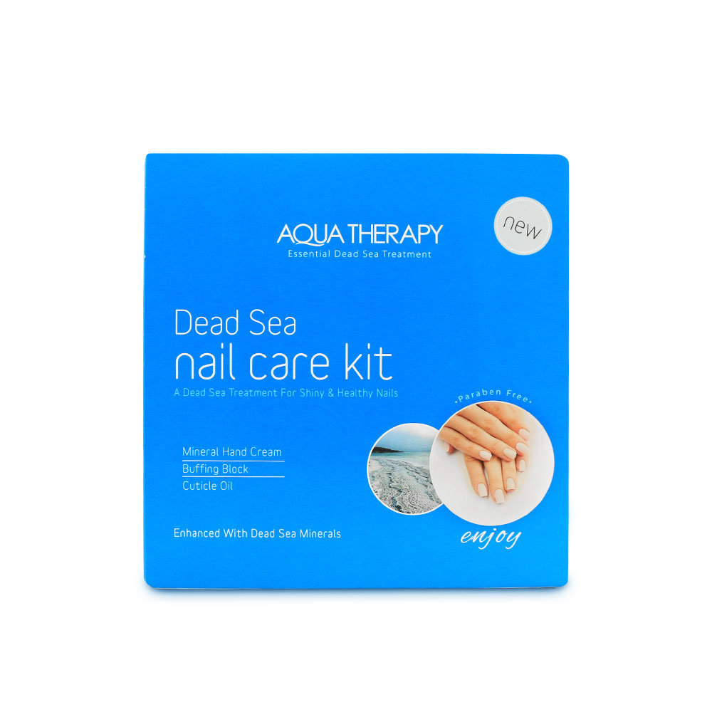 dead sea nail kit