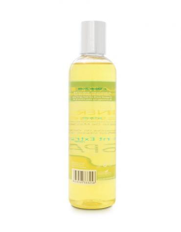 mineral massage oil
